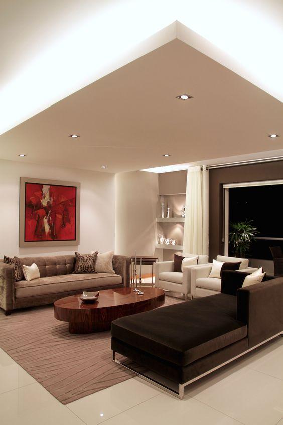 Ideas para iluminar el techo de tu casa 21 decoracion for Ideas de techos para casas