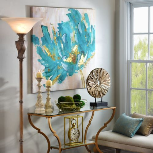 33 decoraciones para salas de estar en color azul turquesa 24 curso de decoracion de - Decoracion de interiores cursos ...