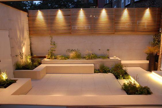34 ideas de iluminacion exterior para tu casa 2 curso for Ideas de iluminacion