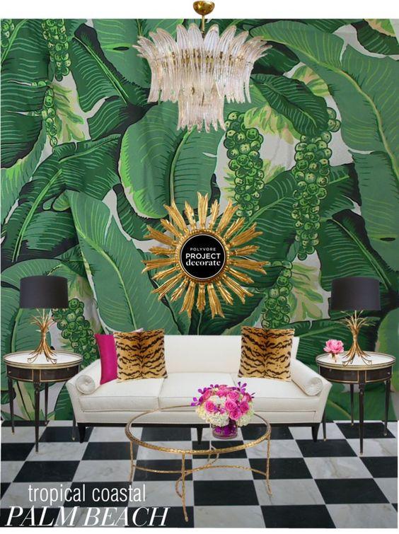 38 ideas para decorar tu casa estilo tropical 18 for Ideas para adornar tu casa