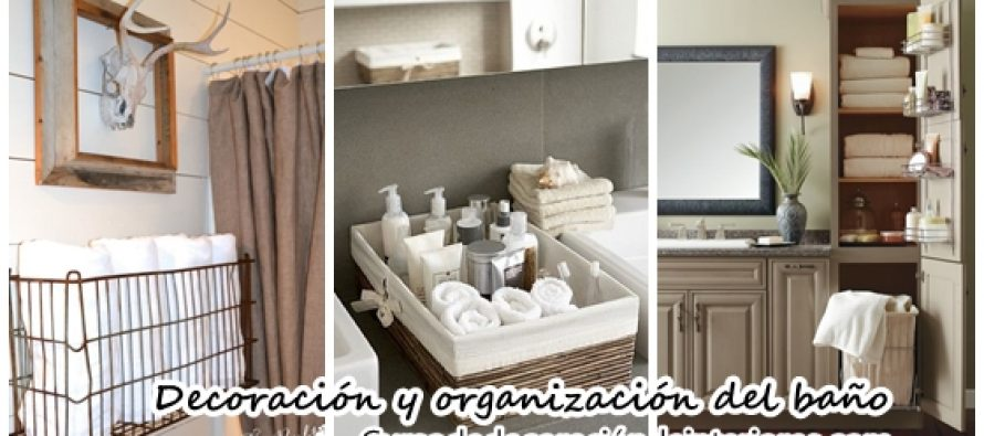38 tips para decorar y organizar un ba o decoracion de - Tips de decoracion ...
