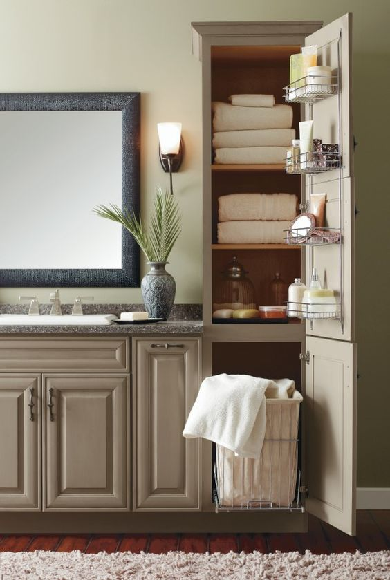 38 tips para decorar y organizar un baño
