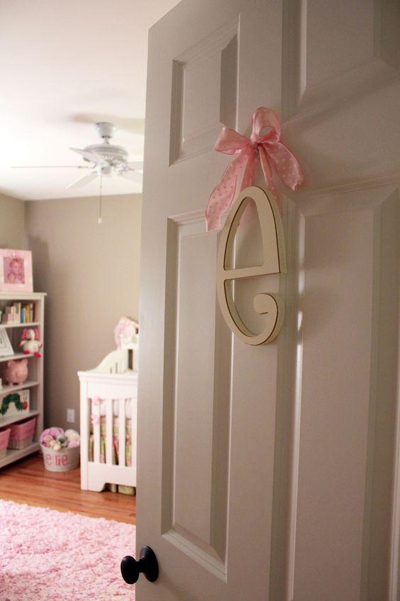 habitacion para bebe nia