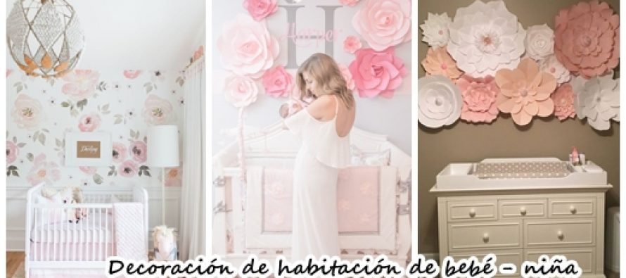 Decorar dormitorio nia stunning good decoracin habitacin for Decoracion de habitacion de bebe nina