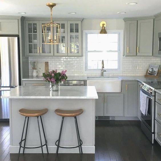 Como decorar tu cocina en primavera-verano