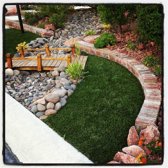 Decora el jardin de tu casa con puentes se ve precioso 16 for Decora tu jardin