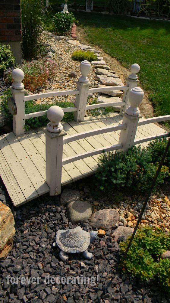 Decora el jardin de tu casa con puentes se ve precioso 8 for Casa jardin 8 de octubre