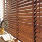 Decoración de interiores con persianas
