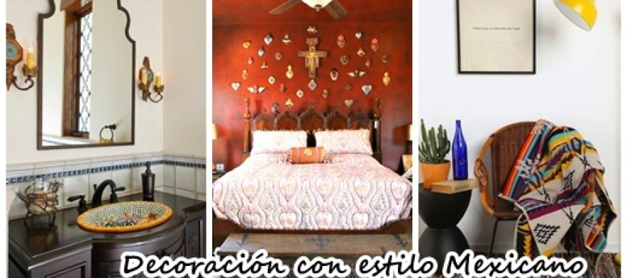 Decoraci n de interiores inspirado en el estilo mexicano - Estilos de decoracion de interiores ...