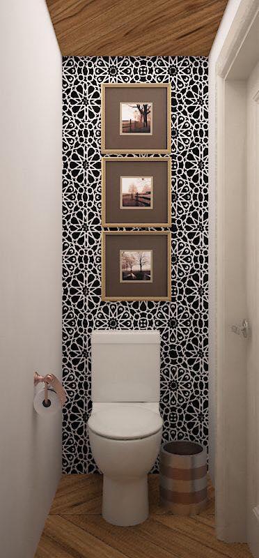 Ideas de decoracion de interiores en blanco y negro 18 for Idea deco en blanco y negro