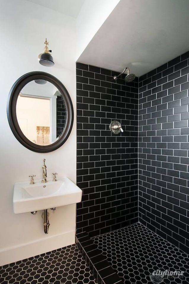 Ideas de decoracion de interiores en blanco y negro 22 - Ideas de decoracion de interiores ...