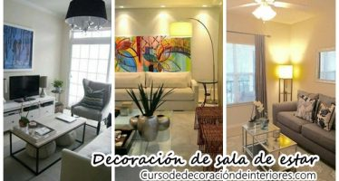 Ideas para Decorar tu Sala