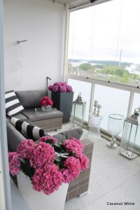 Mira estas 36 ideas para decorar terrazas o balcones pequeños