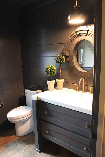 Ideas para organizar baños pequeños