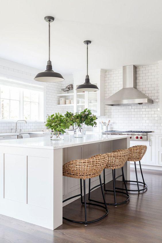35-ideas-para-decorar-cocinas-modernas (20) | Curso de Decoracion de ...