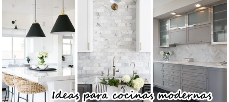 ideas decoracion cocinas