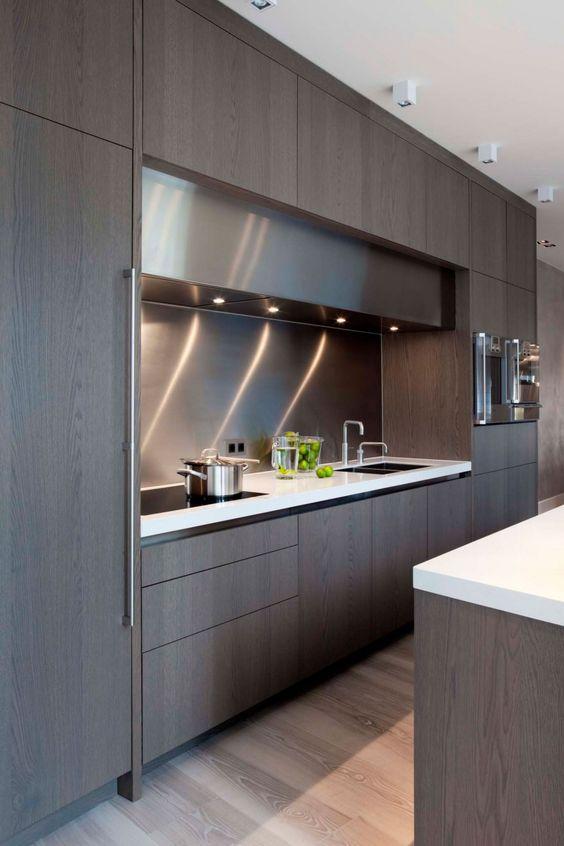 Ideas De Cocinas Modernas. Cheap Diseos De Cocinas Y Modernas With ...
