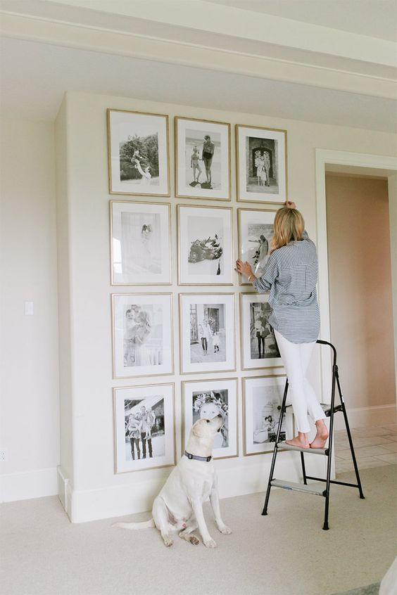 36 ideas para decorar paredes - Decorar Paredes Con Fotos