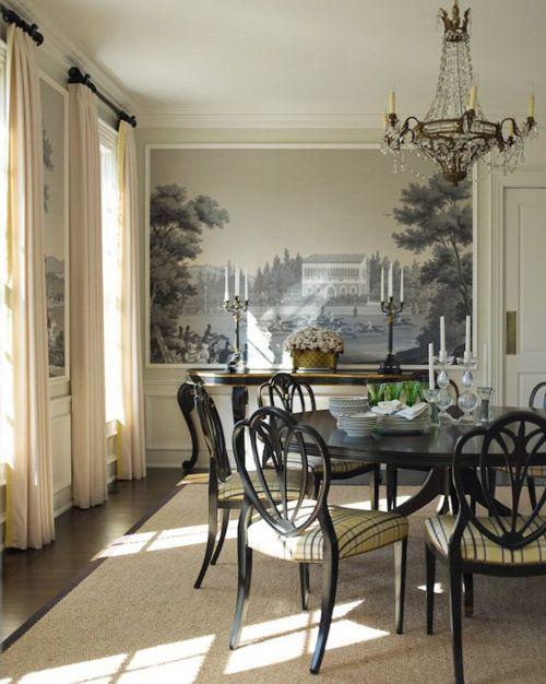 Agrega murales a la decoración de tu casa se ven espectaculares