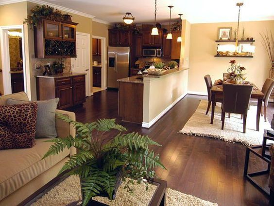 Como decorar una sala de casa de infonavit 1 for Decoracion de una casa sencilla