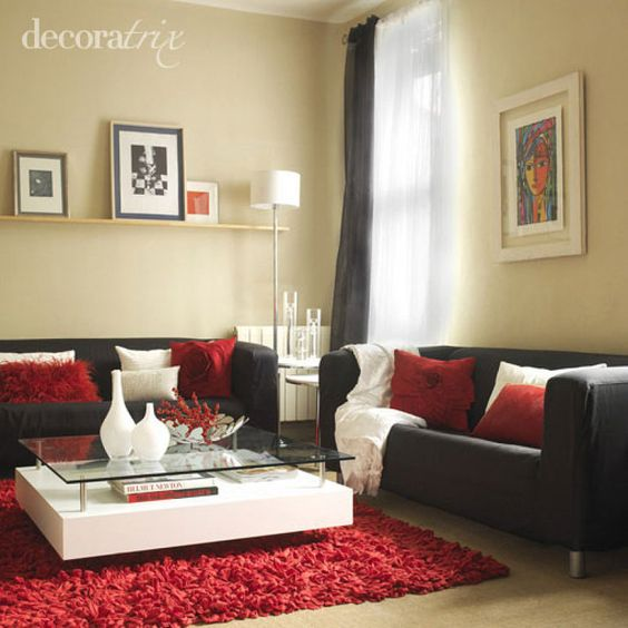 Como decorar una sala de casa de infonavit 12 for Como decorar interiores de casas