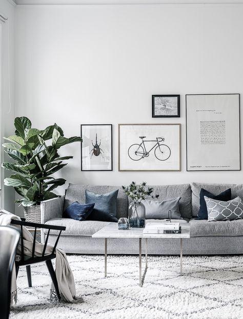 Cuadros decorativos para salas pequeñas