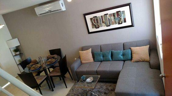 Casas Infonavit Interiores : Iluminación para salas de infonavit curso de decoracion de