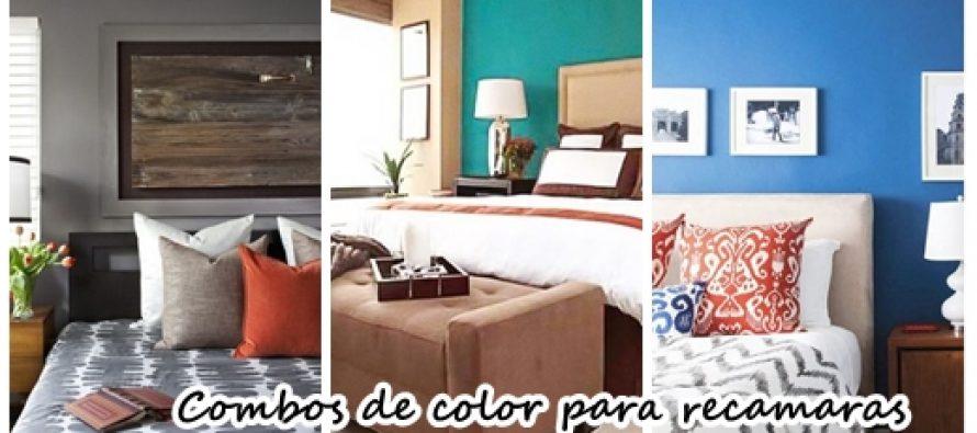 Los mejores 30 combos de color para decorar tu recamara for Mejores recamaras