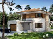 Planos de casas de 12×14m