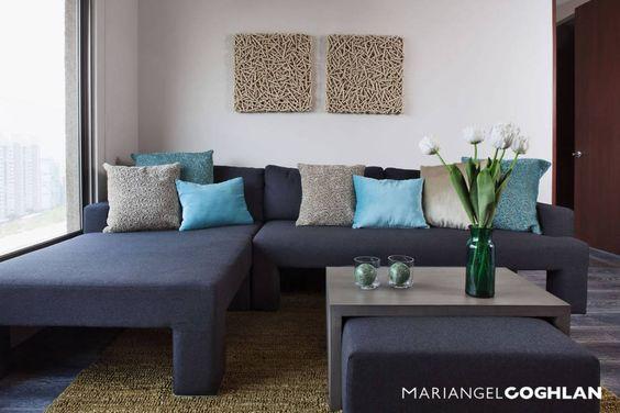 Como decorar una sala de casa de infonavit ideas 2018 for Esquineras de pared