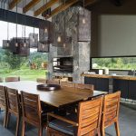 Vigas de madera para decoración de interiores