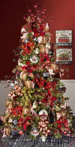 decoracion de navidad 2018