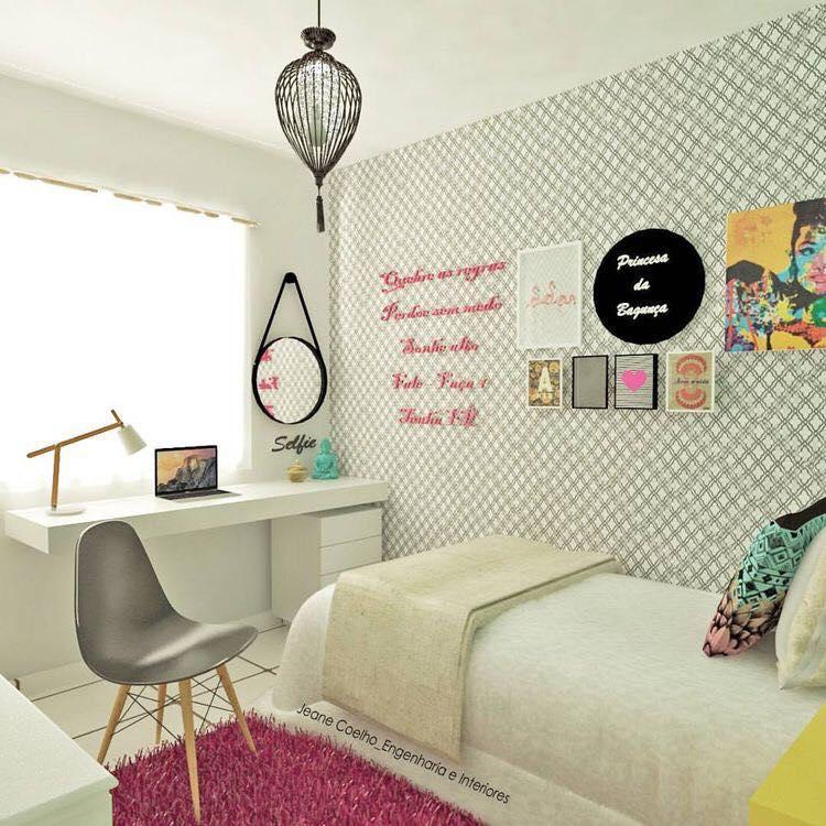 Juveniles Nia Color Rosa Cuartos De Nia With Decorar Habitacion - Decoracion-de-habitacion-juvenil