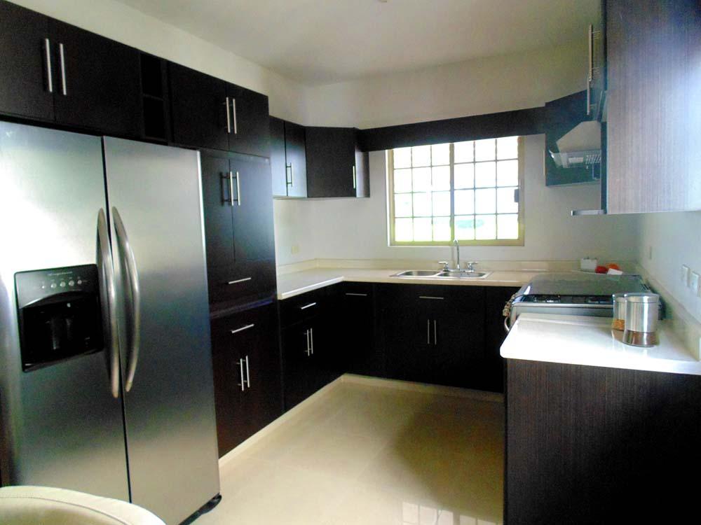 Dise o de interiores y plano de una casa con estilo for Diseno de interiores de casas planos
