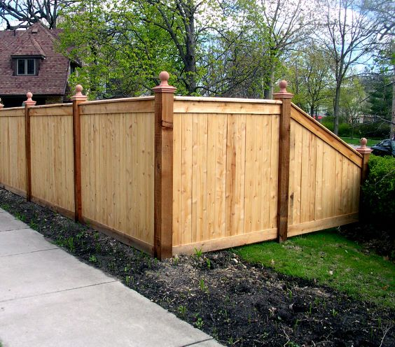 Disenos de cercos de madera para casas 10 decoracion - Diseno de casas de madera ...