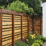 Diseños de cercos de madera para casas