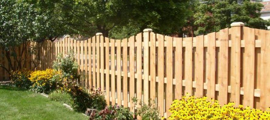 Dise os de cercos de madera para casas decoracion de - Disenos de casas de madera ...