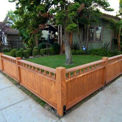 Disenos de cercos de madera para casas 23 decoracion - Disenos de casas de madera ...