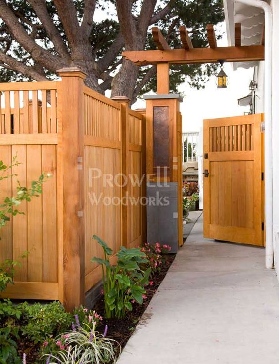 Dise os de cercos de madera para casas decoracion de - Disenos casas de madera ...