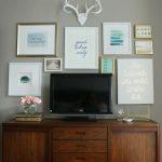 Ideas para colocar la tv en tu recamara