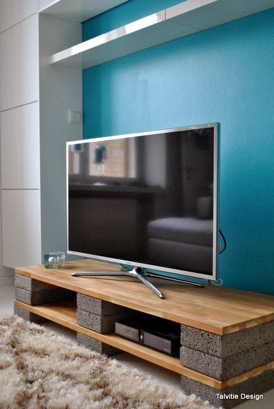 ideas-para-colocar-la-tv-en-tu-recamara (7) | Decoracion de ...