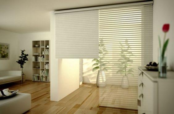 Ideas para dividir espacios en departamentos pequeños