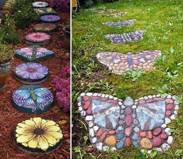 jardines decorados