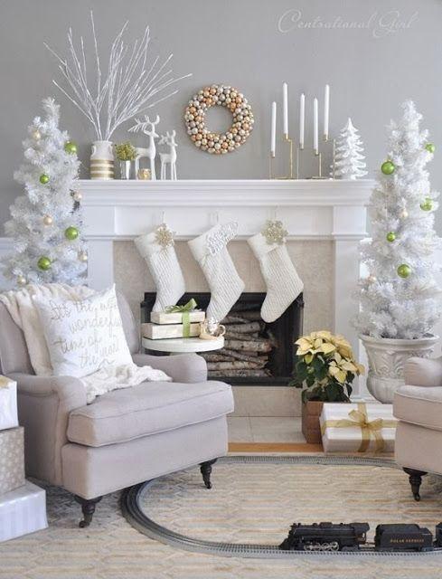 navidad 2018 tendencias decoracion tendencias de navidad 2017 2018 (10) | Curso de Decoracion de  navidad 2018 tendencias decoracion