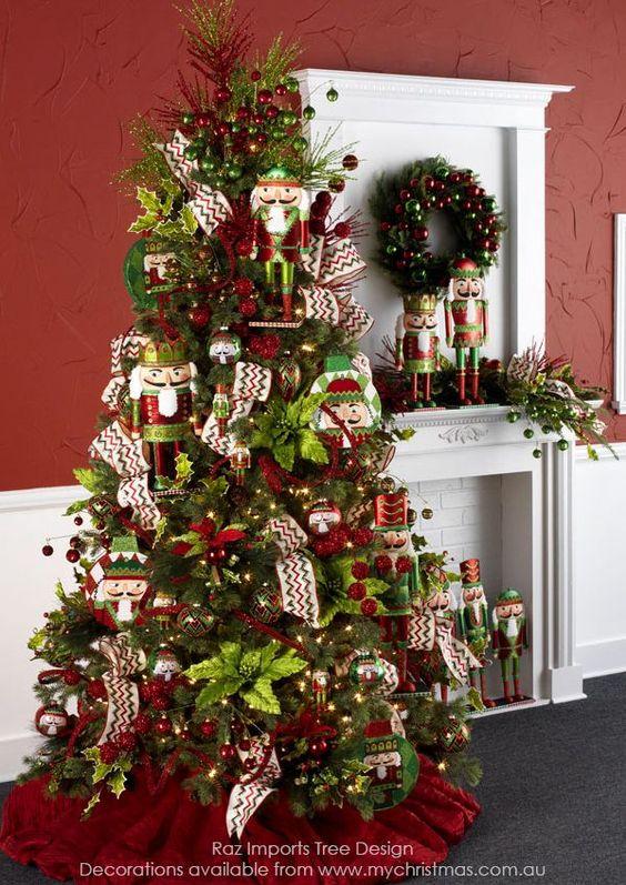 Tendencias de navidad 2017 2018 13 decoracion de for Decoracion navidad 2017 tendencias