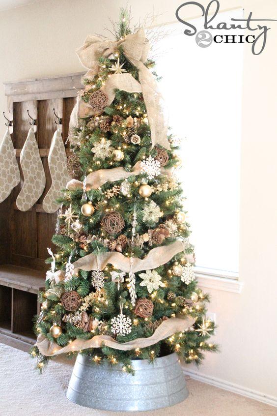 Tendencias para decorar tu arbol de navidad 2017 2018 11 - Decora tu arbol de navidad ...