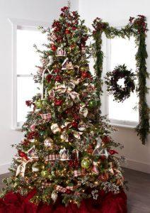 tendencias para decorar tu árbol de navidad 2018 2019