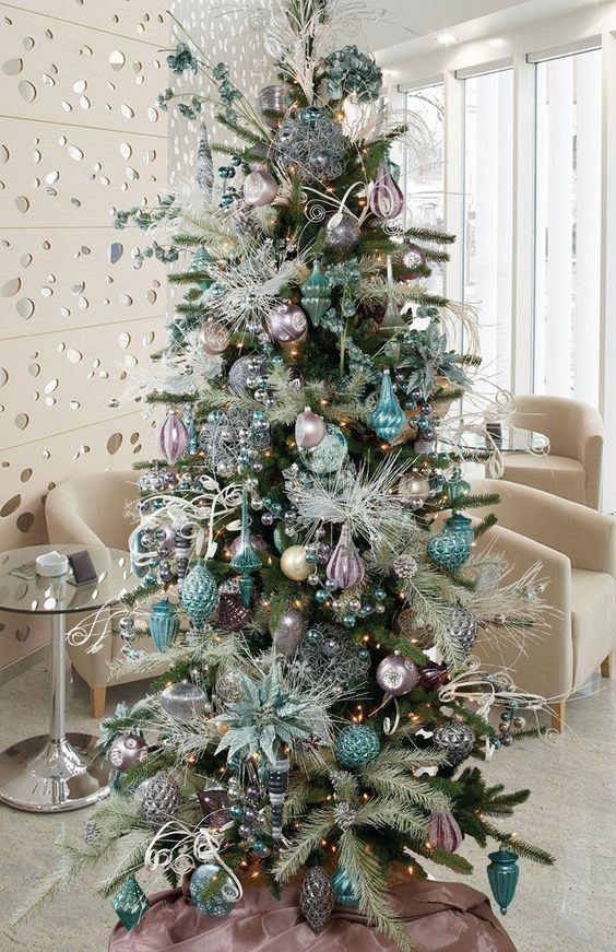 Tendencias de navidad 2018 rboles decoraciones y m s for Tendencias decoracion 2017
