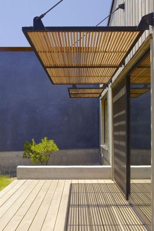 Toldos para jardin 16 curso de decoracion de interiores interiorismo decoraci n decora - Toldos para patios interiores ...