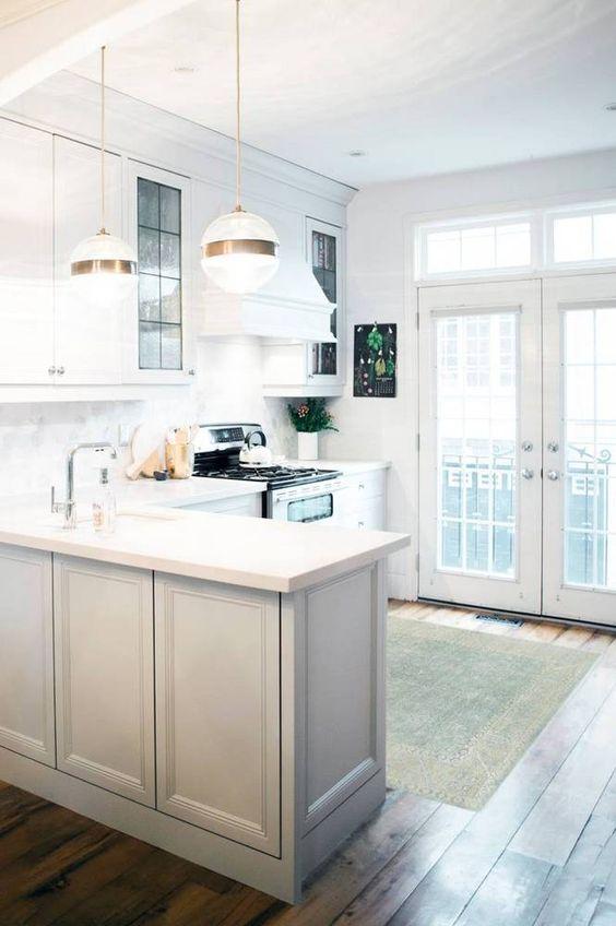 25 cocinas pequenas en forma de l 10 curso de decoracion de interiores interiorismo - Cocinas en forma de l pequenas ...